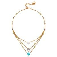 Anne Klein St. Barths Layered Necklace
