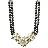 Heidi Daus Forget Me Not Necklace