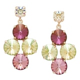 Rebekah Price Bold & Beautiful Fashion Statement Earrings