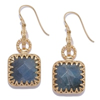 Jewellery of The Grand Bazaar Labradorite Earrings