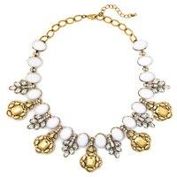 GLAMOUR Vintage Drama Necklace