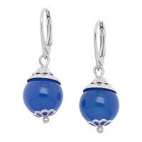 Pendants d'oreille ornés de perles de Le Amiche Gioielli - Jewels of Italy