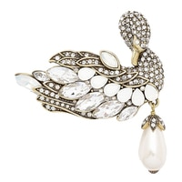 Heidi Daus Graceful Goddess Pin