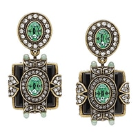 Heidi Daus Elegantly Stated Earrings