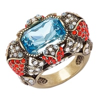 Bague Oh So Koi de Heidi Daus