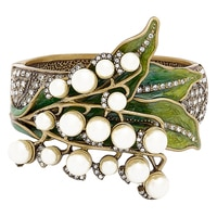 Heidi Daus Lily of the Valley Bracelet
