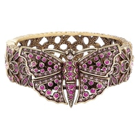 Heidi Daus Monarch Madness Bracelet