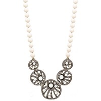 Heidi Daus Seaside Shimmer Necklace