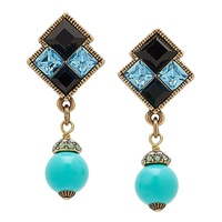 Heidi Daus Michelle's Majestic Mr. Elephante Earrings