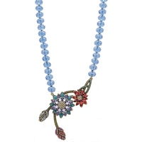 Heidi Daus My Waterlilies Necklace