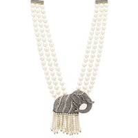 Heidi Daus Ele-Fancy Necklace