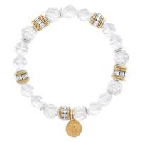 Hillberg & Berk Sterling Silver Cecilia Stretch Bracelet