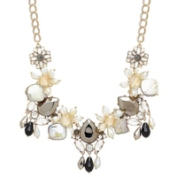 Ali-Khan Summer Romance Bib Necklace