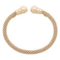 Bracelet manchette en argent sterling de la collection Jewels of Italy