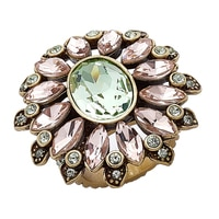 Heidi Daus Forget Me Not Ring