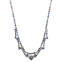 Rebekah Price Elegant Statement Necklace