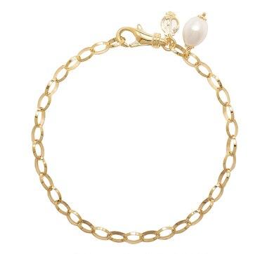 Vicenza Gold by Tagliamonte Sterling Silver Forzatina Link Bracelet