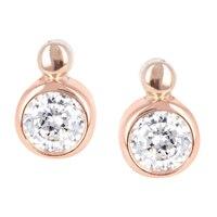 Toscana Sterling Silver Stud Earrings