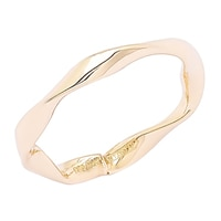 Stefano Oro 14K Gold Ribbon Festa Ring