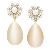 Roberto by RFM Semplicita Pearl Drop Earrings