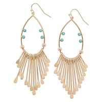 R.J. Graziano Fringe Earrings