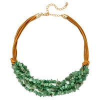 GLAMOUR Multi Bead Necklace