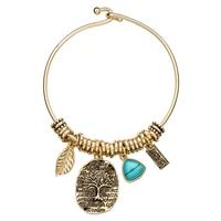 GLAMOUR Full Of Life Charm Bracelet