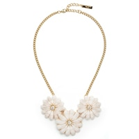 GLAMOUR Spring Flowers Necklace
