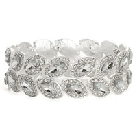 GLAMOUR Shining Star Stretch Bracelet
