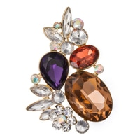 GLAMOUR Sunset Gem Pin