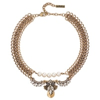 Collier fantaisie Lady in Waiting de Glamour