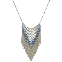 GLAMOUR With Purpose Statement Necklace