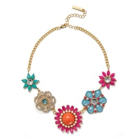 GLAMOUR Zoey Statement Necklace