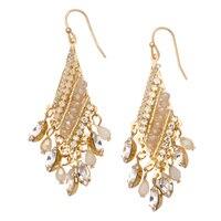 GLAMOUR Farrah Chandelier Earrings