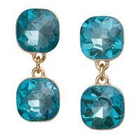 GLAMOUR Double Drops Earrings