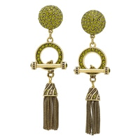 Heidi Daus Jewellery Confidential Convertible Drop Earrings