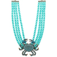 Heidi Daus Queen Crab Necklace