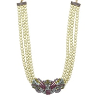 Heidi Daus Helene's Jewelled Affair Necklace