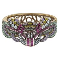 Heidi Daus Helene's Jewelled Affair Bracelet