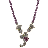 Heidi Daus Speechless Splendor Necklace