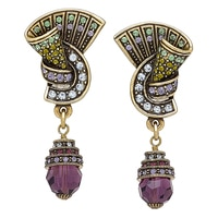 Heidi Daus Speechless Splendor Earrings
