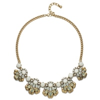 GLAMOUR Emma Statement Necklace