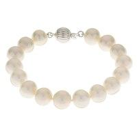 Bracelet de perles d'eau douce sur argent sterling de Imperial Pearls
