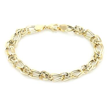 Bracelet Piccola Rosa Stefano Oro en or 14 ct