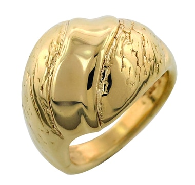 Sterling Silver Fiocco Seta Ring