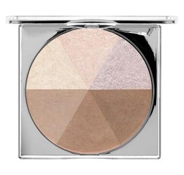 Pür Crystal Clear Jumbo Highlighter & Bronzer Palette