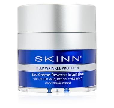 SKINN Collagenesis Deep Wrinkle Protocol Eye Creme Reverse Intensive