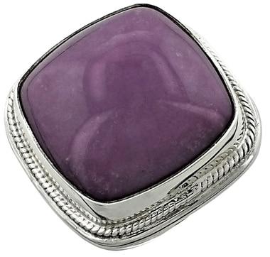 Himalayan Gems Phosphosiderite Sterling Silver Ring