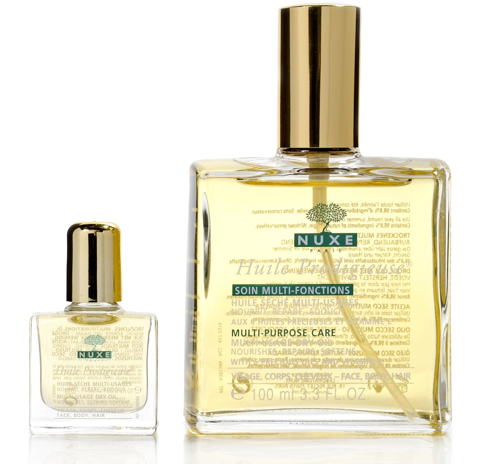 Image 460781.jpg , Product 460-781 / Price $45.00 , NUXE Paris Huile Prodigieuse Dry Oil with Bonus Dry Oil from Nuxe Paris Skin Care on TSC.ca's Moisturizers department