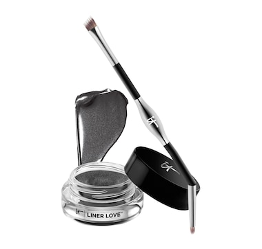 IT Cosmetics Liner Love Waterproof Cream Line with Tightliner Brush